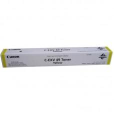 Картридж Canon C-EXV49 Yellow