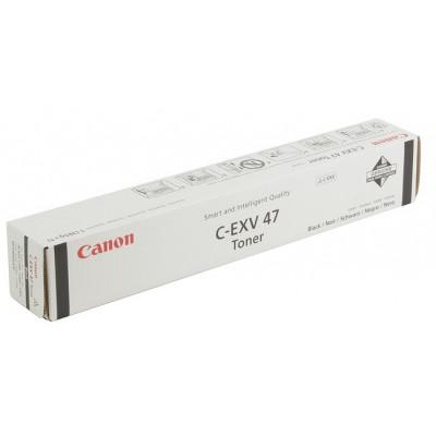 Картридж Canon C-EXV47 BK