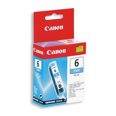 Струйный картридж Canon BCI-6C