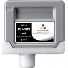 Струйный картридж Canon PFI-303Bk