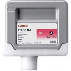 Струйный картридж Canon PFI-303M
