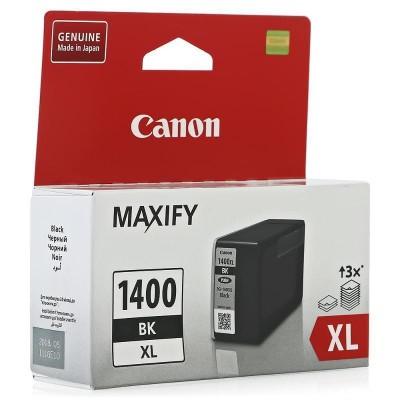 Струйный картридж Canon PGI-1400 XL Bk