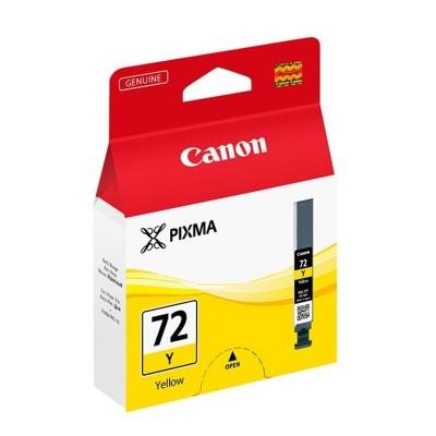 Струйный картридж Canon PGI-72Y