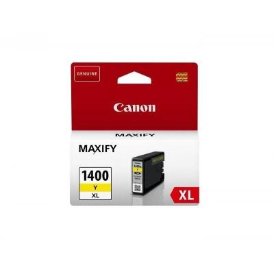 Струйный картридж Canon PGI-1400 XL Y
