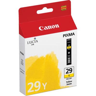 Струйный картридж Canon PGI-29Y