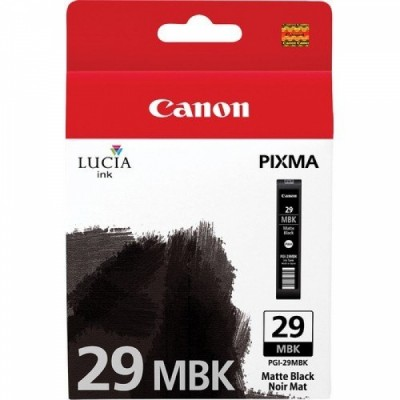 Струйный картридж Canon PGI-29MBK