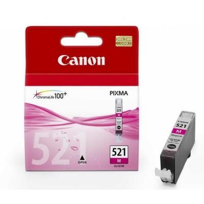 Струйный картридж Canon CLI-521M