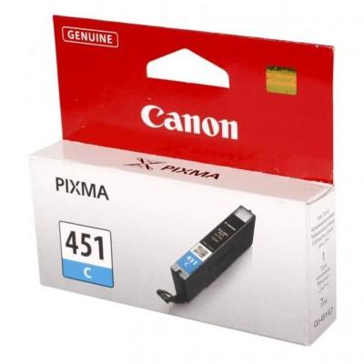 Струйный картридж Canon CLI-451C