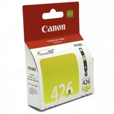 Струйный картридж Canon CLI-426Y