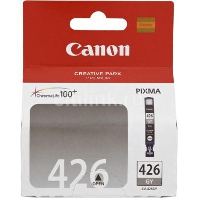 Струйный картридж Canon CLI-426GY