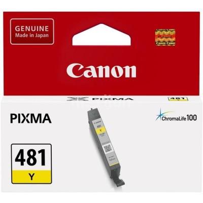 Струйный картридж Canon CLI-481Y