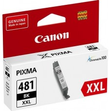 Струйный картридж Canon CLI-481Bk XXL