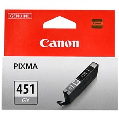 Струйный картридж Canon CLI-451GY