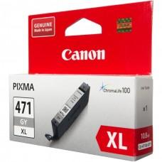 Струйный картридж Canon CLI-471GY XL