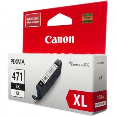 Струйный картридж Canon CLI-471Bk XL