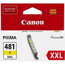 Струйный картридж Canon CLI-481Y XXL