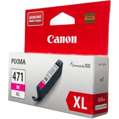 Струйный картридж Canon CLI-471M XL