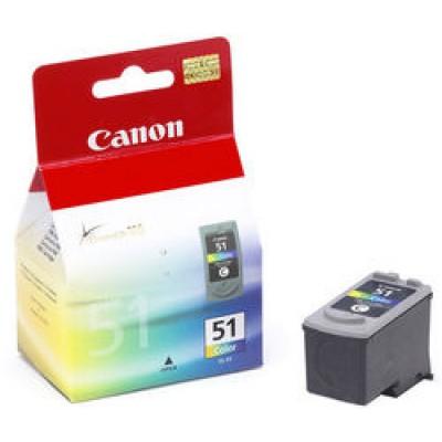 Струйный картридж Canon CL-51 High Yield