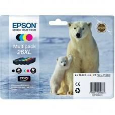Набор картриджей Epson C13T26364010