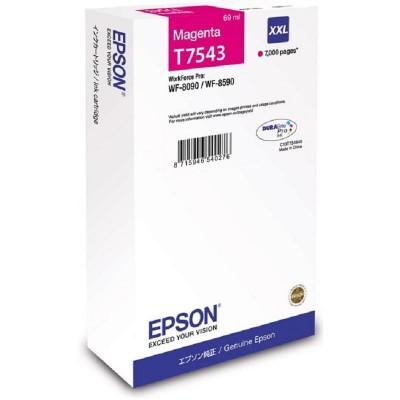 Струйный картридж Epson C13T754340