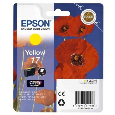 Струйный картридж Epson C13T17044A10