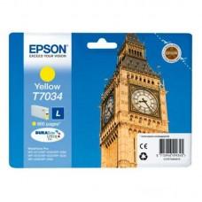 Струйный картридж Epson C13T70344010