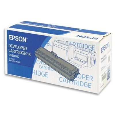 Тонер-картридж Epson C13S050167