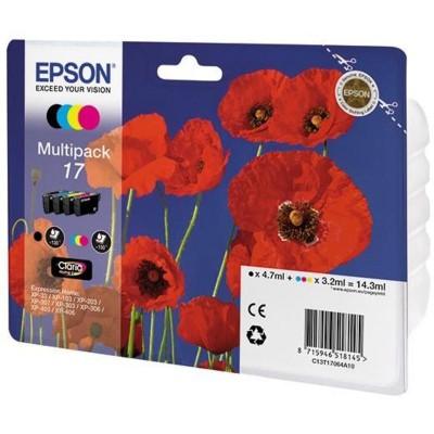 Комплект картриджей Epson C13T17064A10