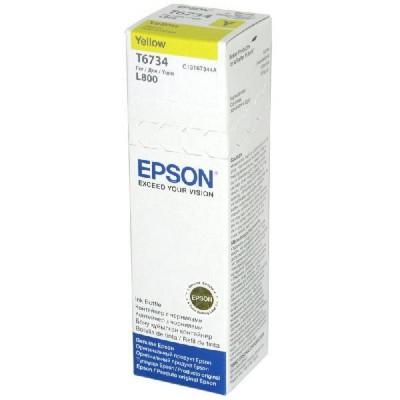 Струйный картридж Epson C13T67344A