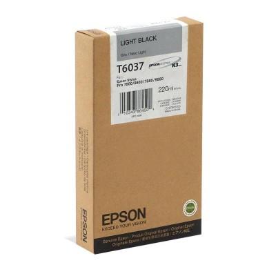 Струйный картридж Epson C13T603700
