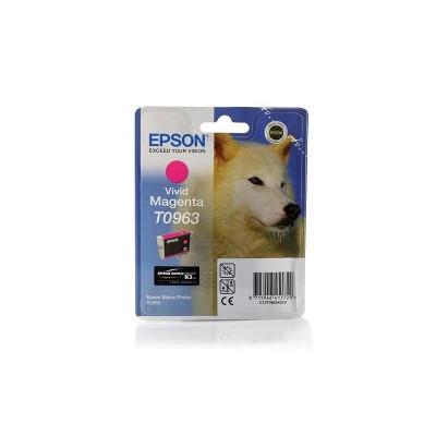 Струйный картридж Epson C13T09634010