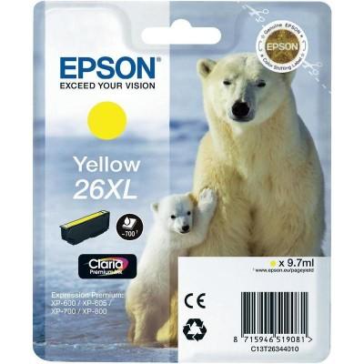 Струйный картридж Epson C13T26344010