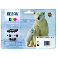 Набор картриджей Epson C13T26164010