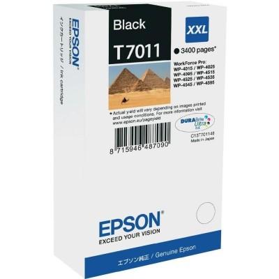 Струйный картридж Epson C13T70114010