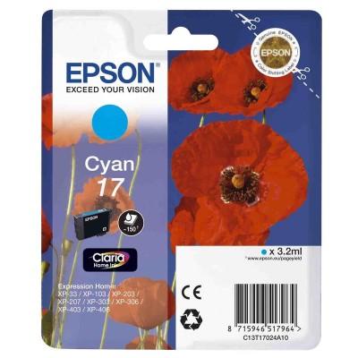 Струйный картридж Epson C13T17024A10
