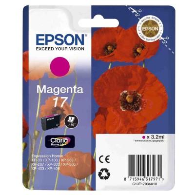 Струйный картридж Epson C13T17034A10