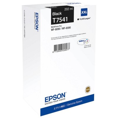 Струйный картридж Epson C13T754140