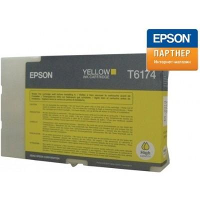 Струйный картридж Epson C13T617400