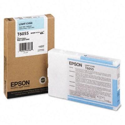 Струйный картридж Epson C13T605500