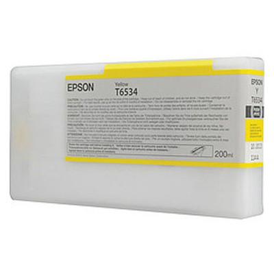 Струйный картридж Epson C13T653400