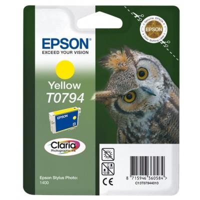 Струйный картридж Epson C13T07944010