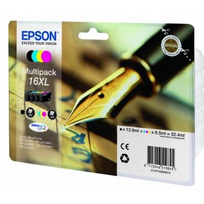 Набор картриджей Epson C13T16364010