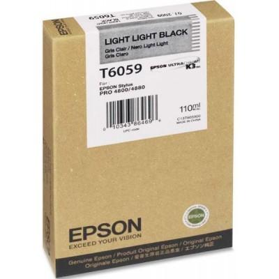 Струйный картридж Epson C13T605900