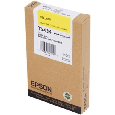 Струйный картридж Epson C13T543400