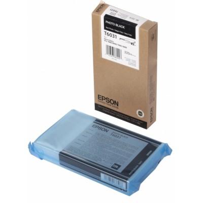 Струйный картридж Epson C13T603900
