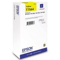 Струйный картридж Epson C13T756440