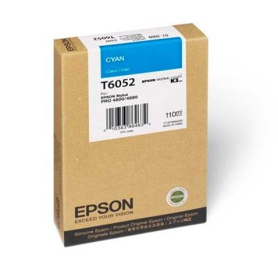 Струйный картридж Epson C13T605200