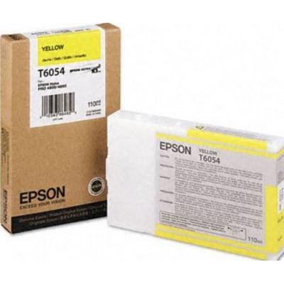 Струйный картридж Epson C13T605400