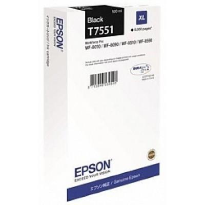 Струйный картридж Epson C13T755140