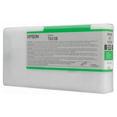 Струйный картридж Epson C13T653B00